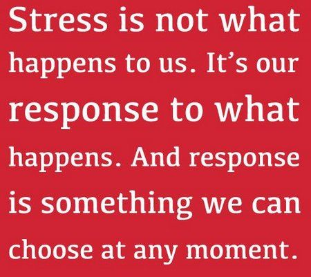 ANTI-STRESS -         Stress management.