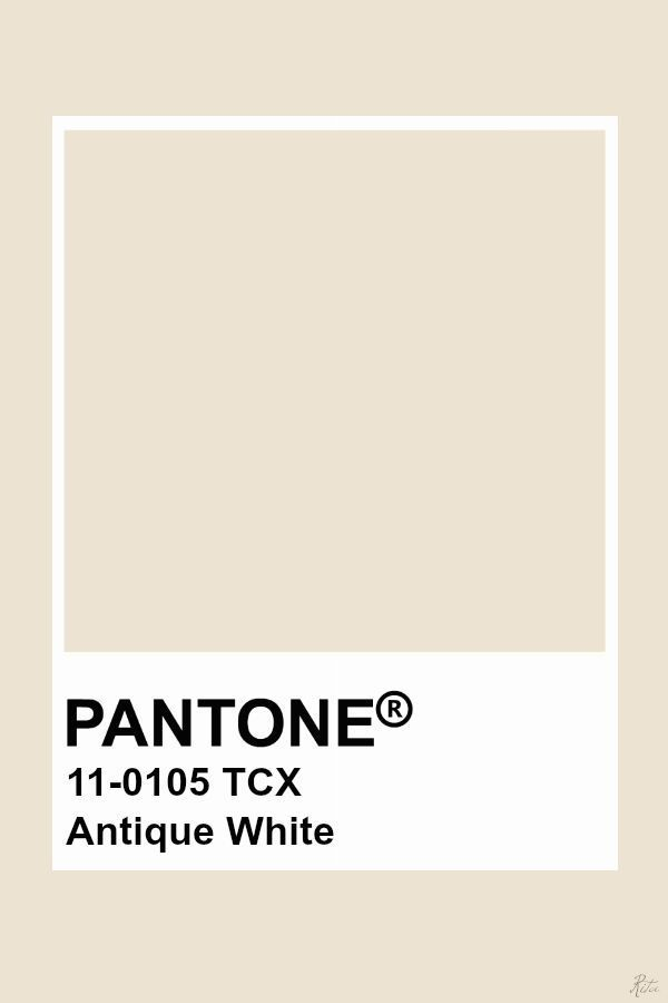 Antiquewhite Pantone Color Coloring Colorinspiration