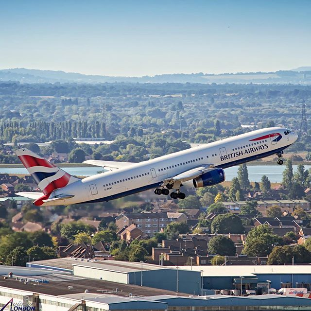 British Airways Boeing 767-336/ER G-BNWX departing London-Heathrow, September 2016. BA676 to Istanbul. (Photo via Instagram: @aviatorlondon)