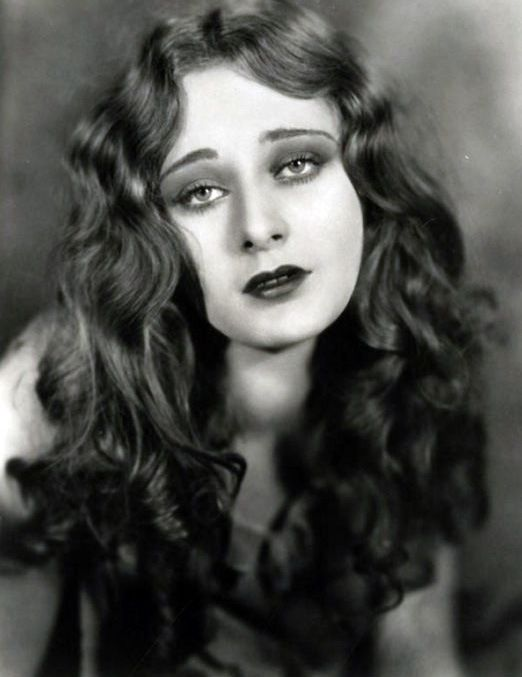 Dolores Costello... Silent Film Star (Drew Barrymore's Grandmother)