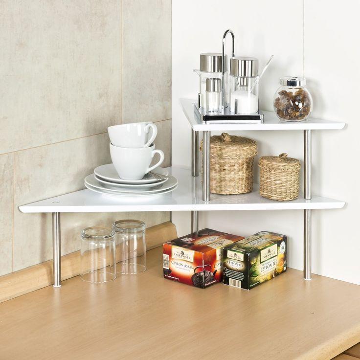 25+ best ideas about Eckregal weiß on Pinterest | Eckregal küche ... | {Eckregal küche selber bauen 28}