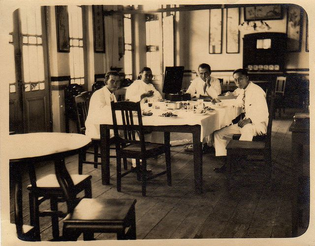 Something to eat and drink in the Dutch East Indies in the thirties | by Karin Riper († 24 April 2015)