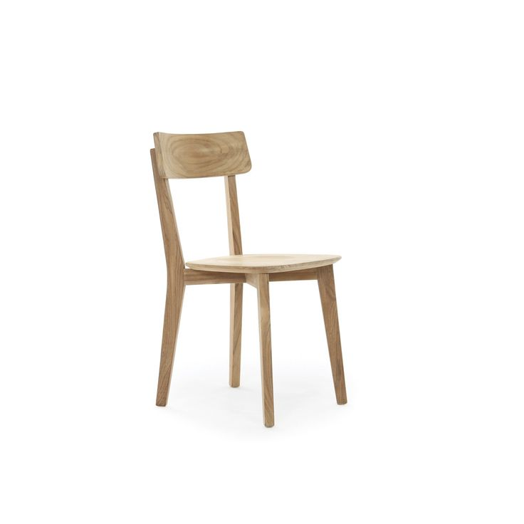 Copenhagen Bistro Side Chair from Ambience Store. Bring a little of the 60's back into your life with the timeless Danish Designed Copenhagen Collection.  The collection features plantation teak with a sleek danish design.