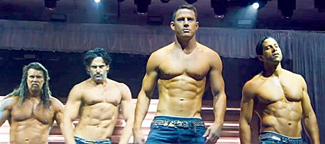 Magic Mike 2 Trailer:  Maybe a trip to the theater is needed.