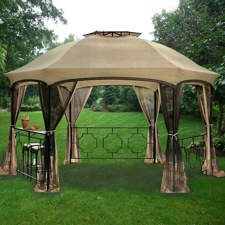 The 25 Best Gazebo Replacement Canopy Ideas On Pinterest