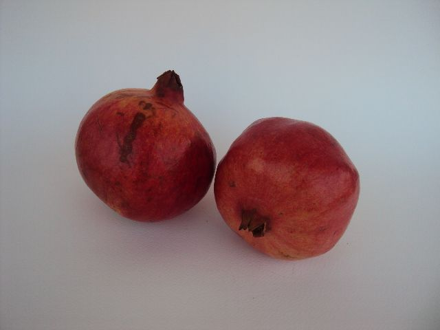 the symbol of longevity and fertility!  The pomegranate has been associated  with life, wealth, fertility and good luck.