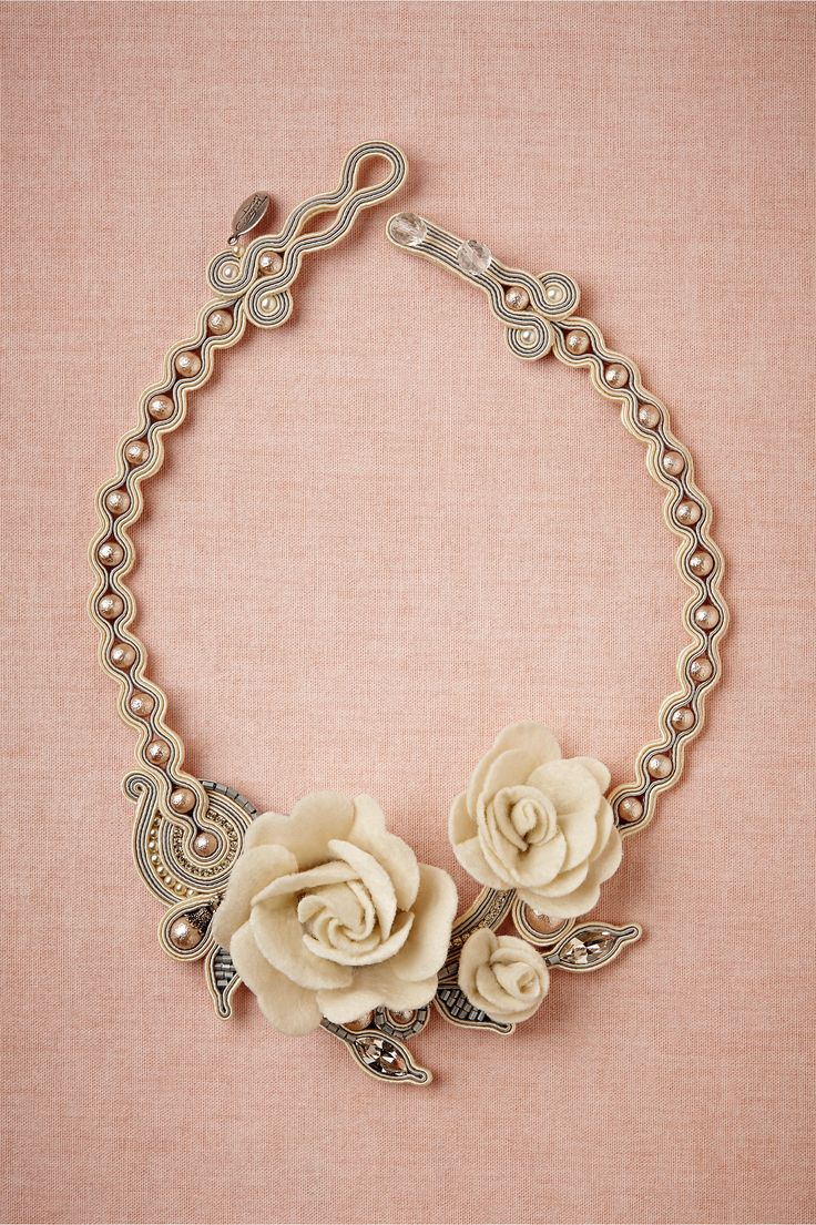 Rosi Necklace - BHLDN