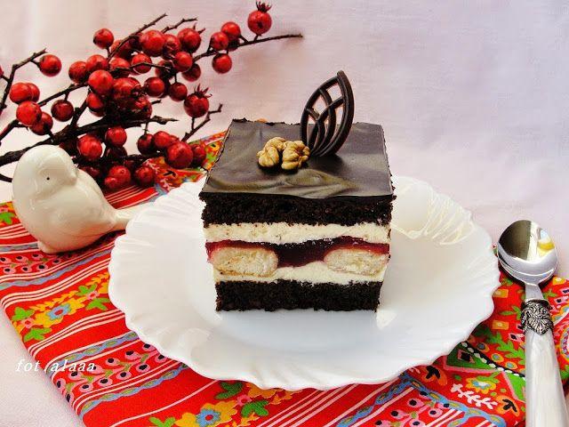 Ala piecze i gotuje: Ciasto cygan