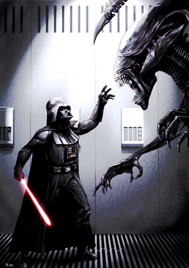 """""""I am your father..."""""""