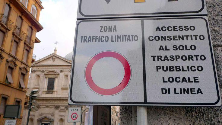ZTL Italy