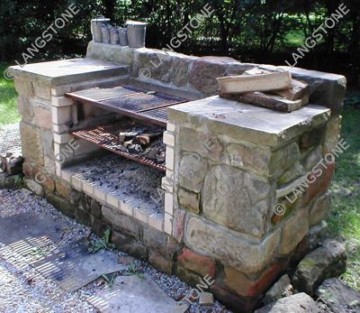 17 best images about diy brick bbq grill ideas on pinterest patio grill stove and diy camping - Best outdoor barbecue grill ...
