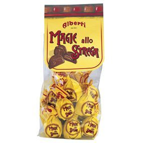 Alberti Magie Allo Strega Liqueur and Milk Chocolate Truffles. To die for! Cant find them anywhere , though!