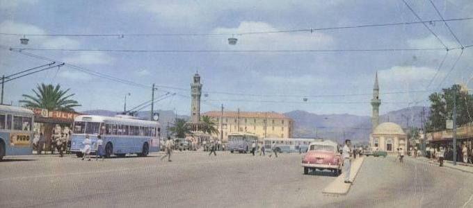 2KONAK MEYDANI İZMİR 1960 LAR