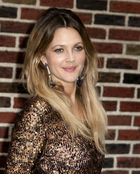 drew barrymore's hair is basically perfection.