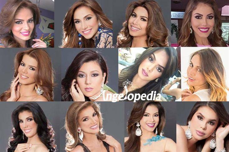 Miss Venezuela Mundo 2015 Info