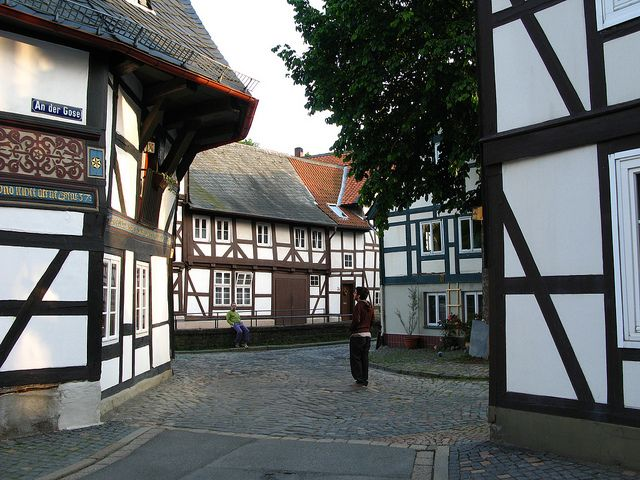 Goslar, Germany  #World heritage