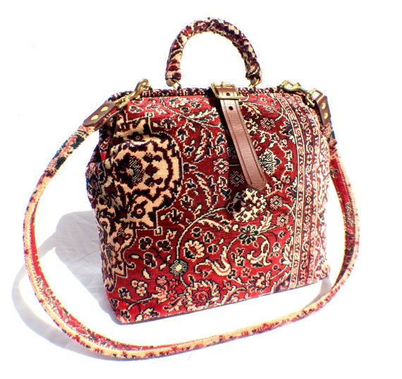 Carpet Bag. by LondonJacks on Etsy  Discover our lovely collection of jewelry http://www.lissomecollection.co.uk/Accessories