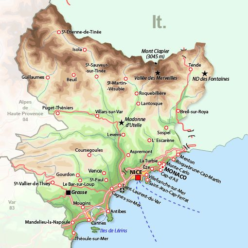 43 best MAP images on Pinterest  Provence france Travel and