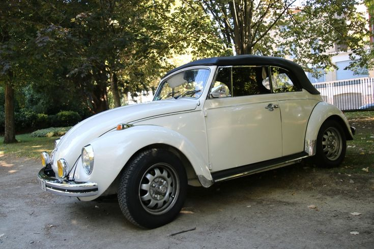 Volkswagen Coccinelle cabriolet