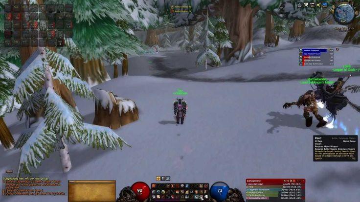 awesome World Of warcraft Gameplay - Alterac Valley battleground