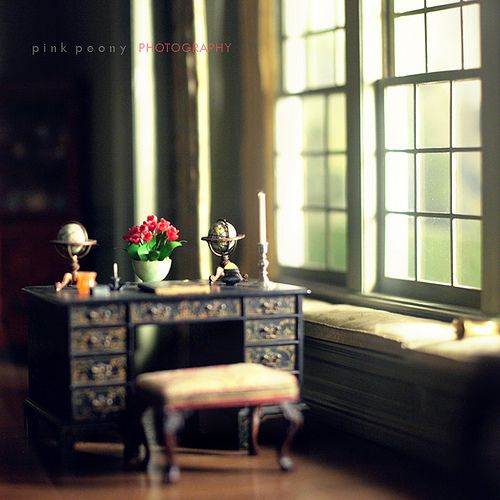 Dollhouse Miniatures Chicago: The Thorne Rooms Images On Pinterest