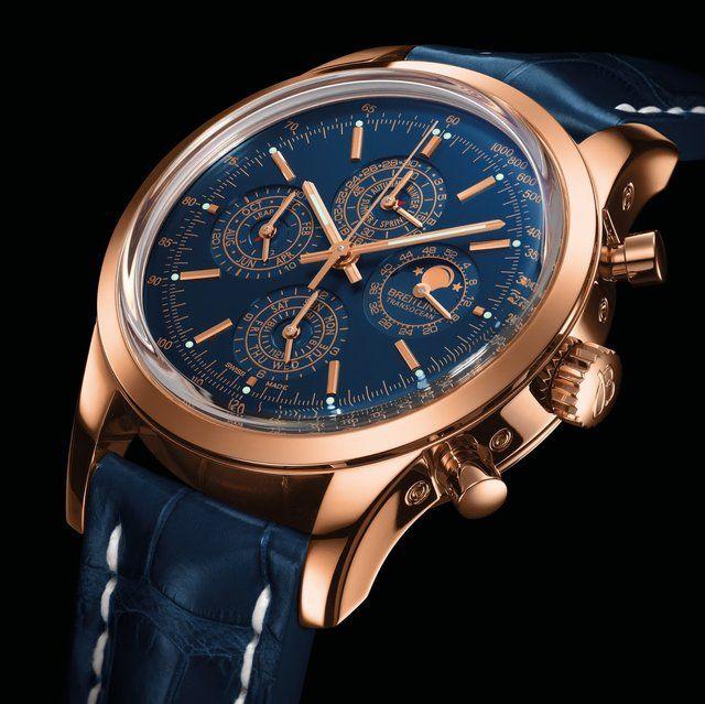 Breitling Transocean Chronograph QP #watch #breitling