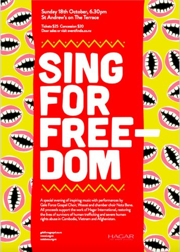 Sing for Freedom (Jane)