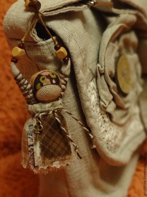"""Купить Куколка народная  """"Благость"""" (для сумки) - куколка, оберег, народная кукла, народный стиль"""