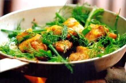 Cha ca La Vong - un chef-d'oeuvre de poisson frit