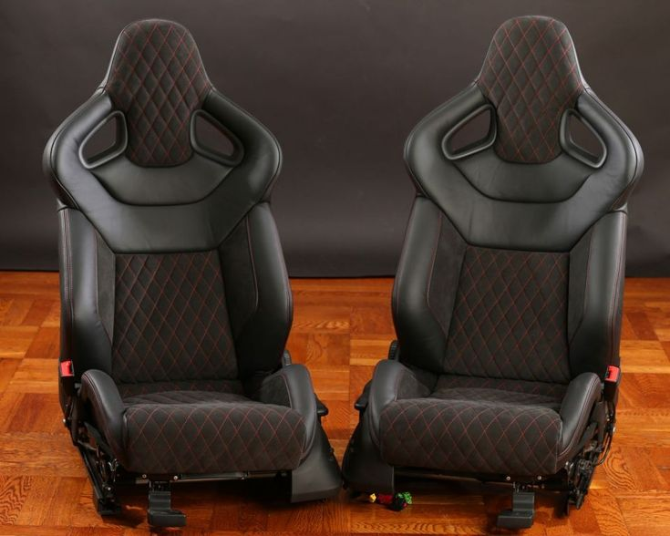Rs4 R8 Euro Sport Recarro Seats Rs4 Build Pinterest