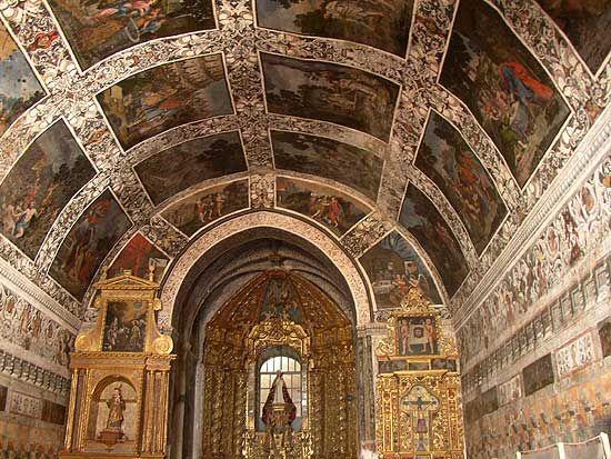 Ermita de Ntra. Sra. del Ara (Fuente del Arco, Badajoz)