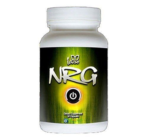 TLC NRG Energy Tablets All Natural Energy (30 Tablets) Month Supply…