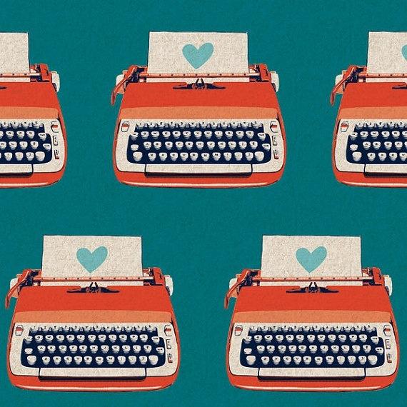 Type, type, type! :)