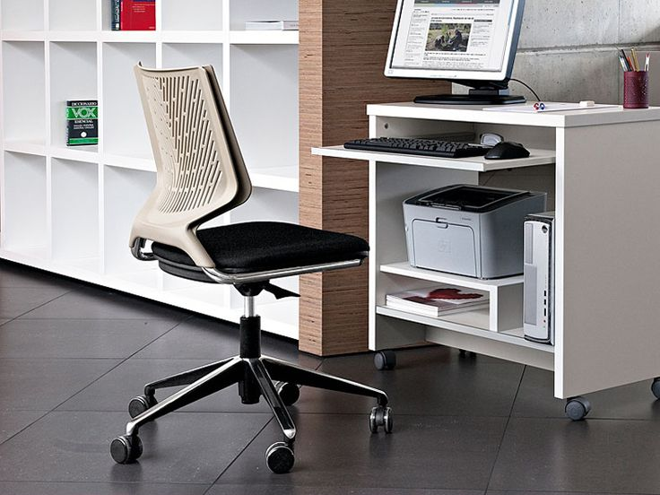 TASK CHAIR WITH CASTERS TNKID COLLECTION BY ACTIU | DESIGN MARCELO ALEGRE