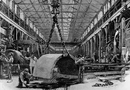 Gilded Age Factory 1892 Strike At Carnegie S Homestead