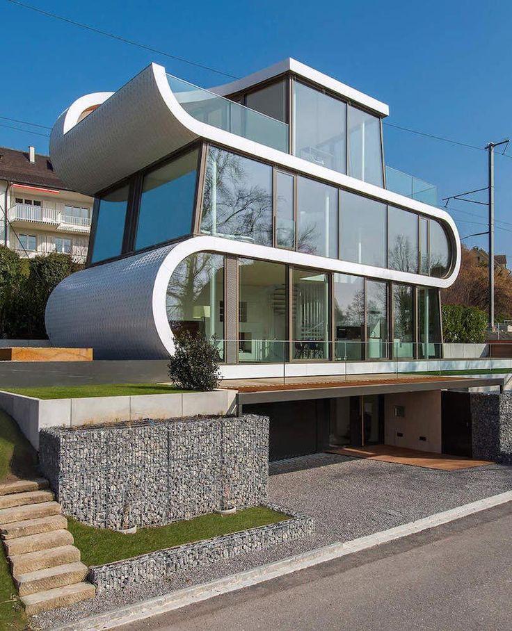 Modern Architecture Zurich 140 best architecture- modern homes #2 images on pinterest