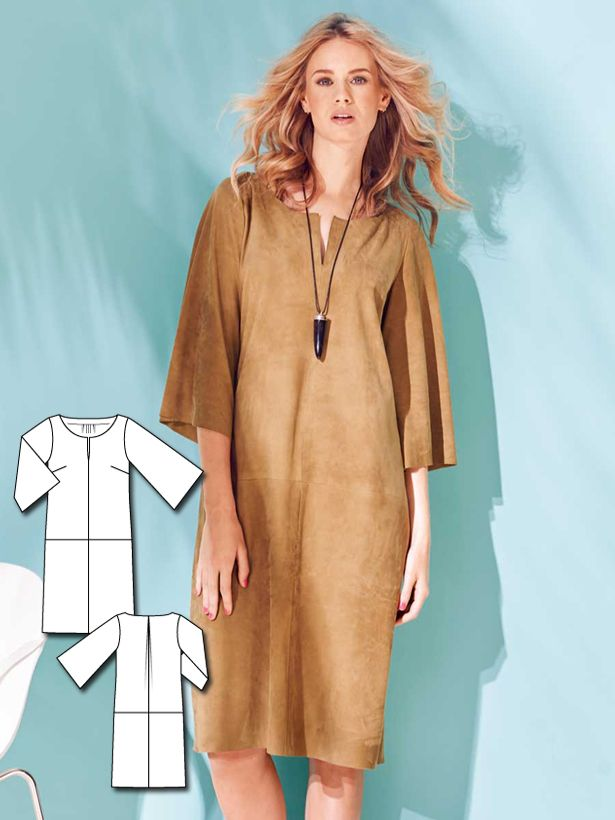 Suede Dress 02/2016 #104