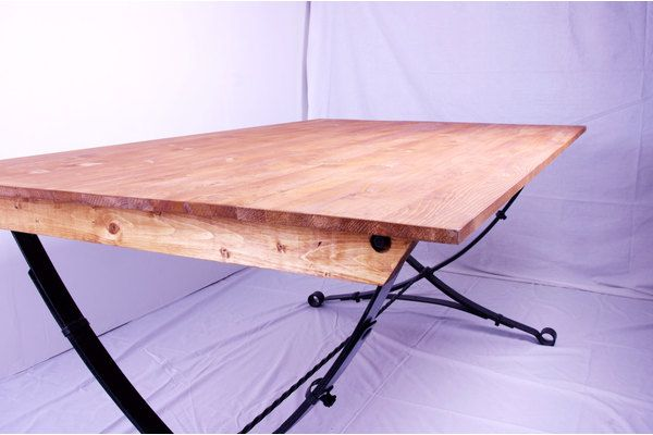 Bespoke Leaf Spring Dining Table (Truly One Off Design) | vinterior.co