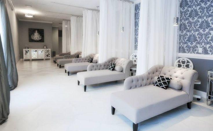 Our studio pinterest salons for Salon lounge