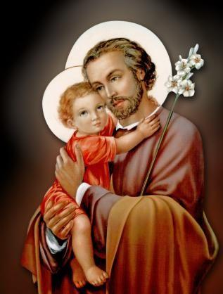 Oração à São José A vós São José, recorremos na nossa tribulação, e depois de ter implorado o auxílio da vossa Santíssima Esposa, cheios de confiança, solicitamos o vosso patrocínio. Por esse laço sagrado de caridade que vos uniu à Virgem Imaculada Mãe de Deus, e pelo amor paternal que tivestes para com o Menino Jesus, ardentemente suplicamos que lanceis um olhar benigno à herança que Jesus Cristo conquistou com o seu Sangue, e nos assistais, nas nossas necessidades, com o vosso auxílio e…