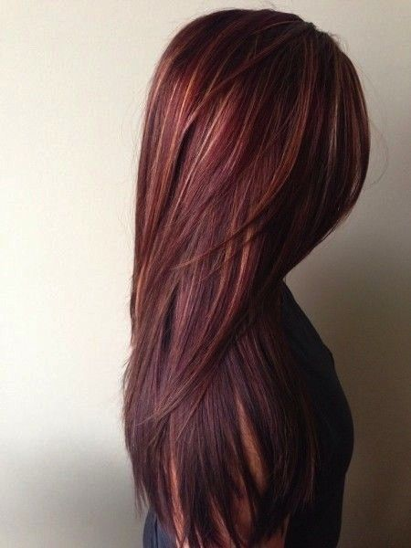 So pretty! I don't know that I could pull off all my my hair like that! But it would work as highlights!