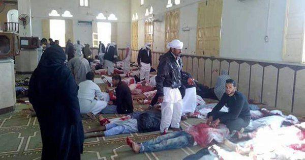 Egypt vows brutal response to mosque blast that killed 270 - Social News XYZ