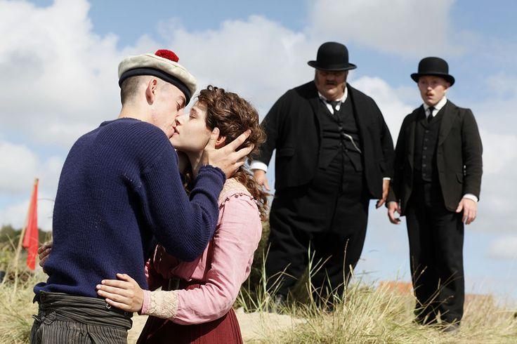 Mon amour Ma Loute et Billy  Inspecteurs Machin et MAlfoy derrière
