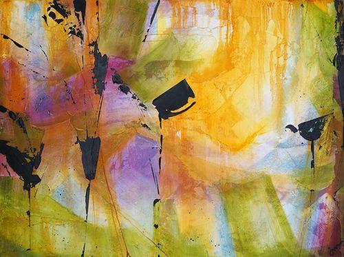 """Faith  .  Oil on canvas  .  40"""" x 30"""" . 2013"""
