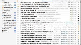 News aggregator - Wikipedia, the free encyclopedia