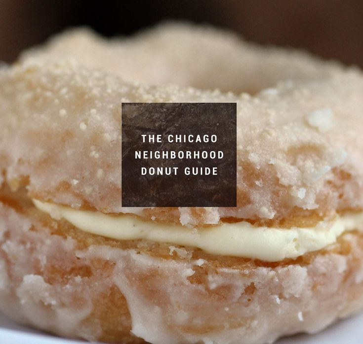 We've compiled a handy map of top-tier donut shops across TWENTY ONE Chicago neighborhoods. You're welcome.
