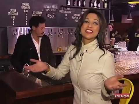 eNCA: Beerhouse with a difference on Long Street, Cape Town - YouTube