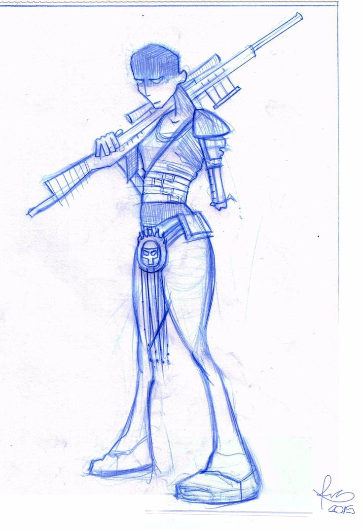 Back to re-learning sketching after too long staring at screens. Thought i'd jump on the band wagon and try Furiosa..