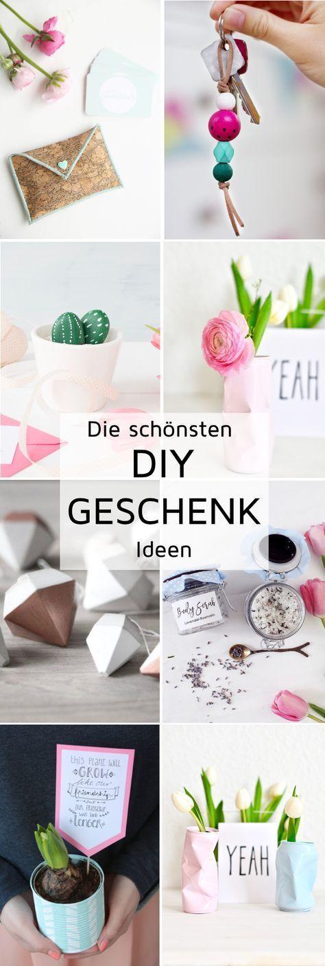 DIY Geschenke – Kreative Geschenkideen zum Selbermachen