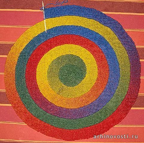 дизайнерские коврики своими руками - Поиск в Google